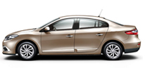 Renault Fluence Diesel - Automatic
