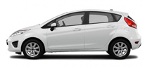Ford Fiesta Dizel - Manual